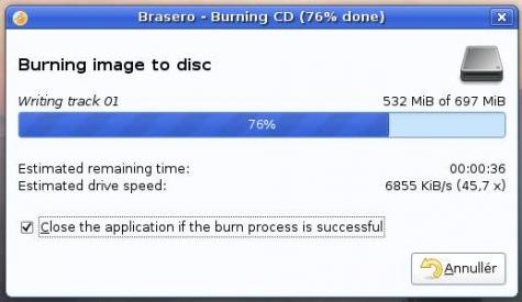 Brænder Alternate CD
