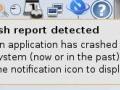 Crash rapport