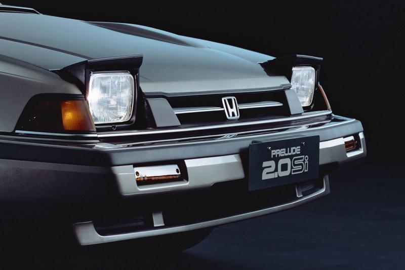 Prelude for min første Honda…