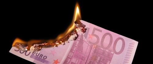 Dagen hvor Den Europæiske Centralbank spiller fallit !