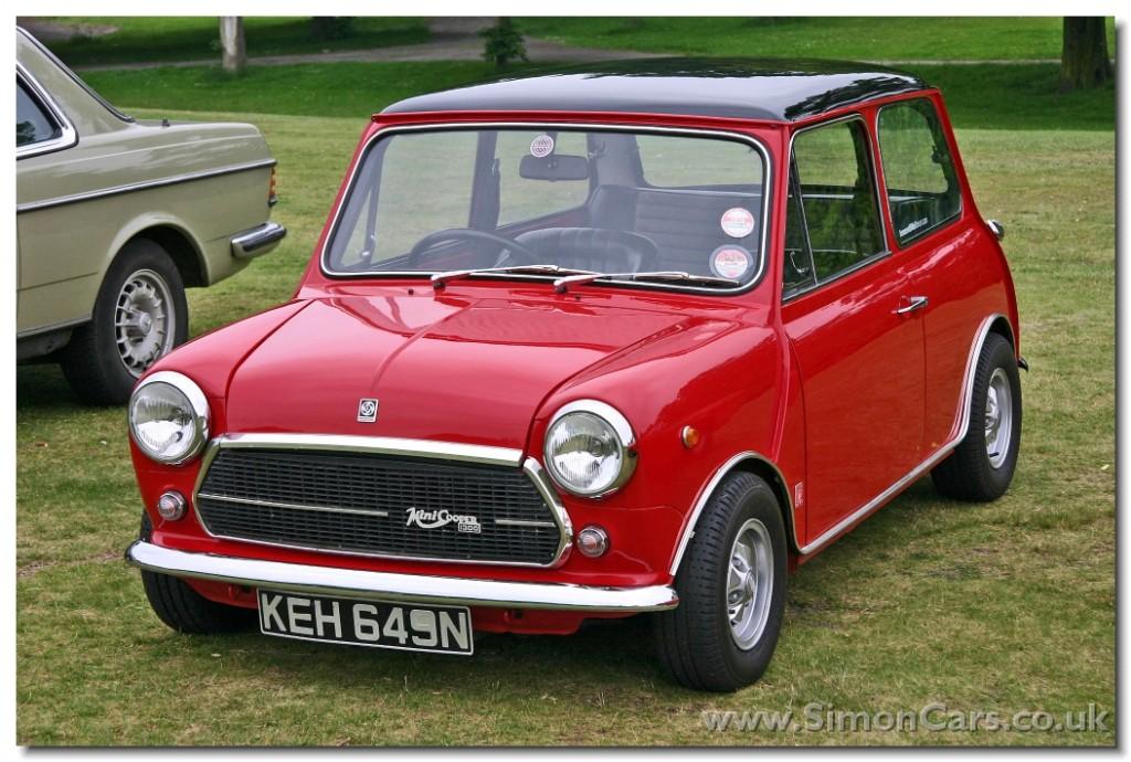 Innocenti Mini Cooper 1300.