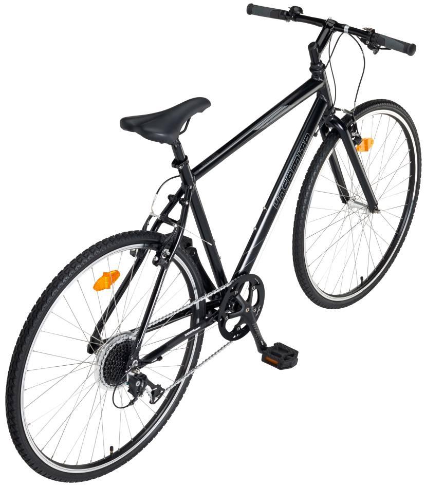 Trinvis udvikling på en forkert cykel